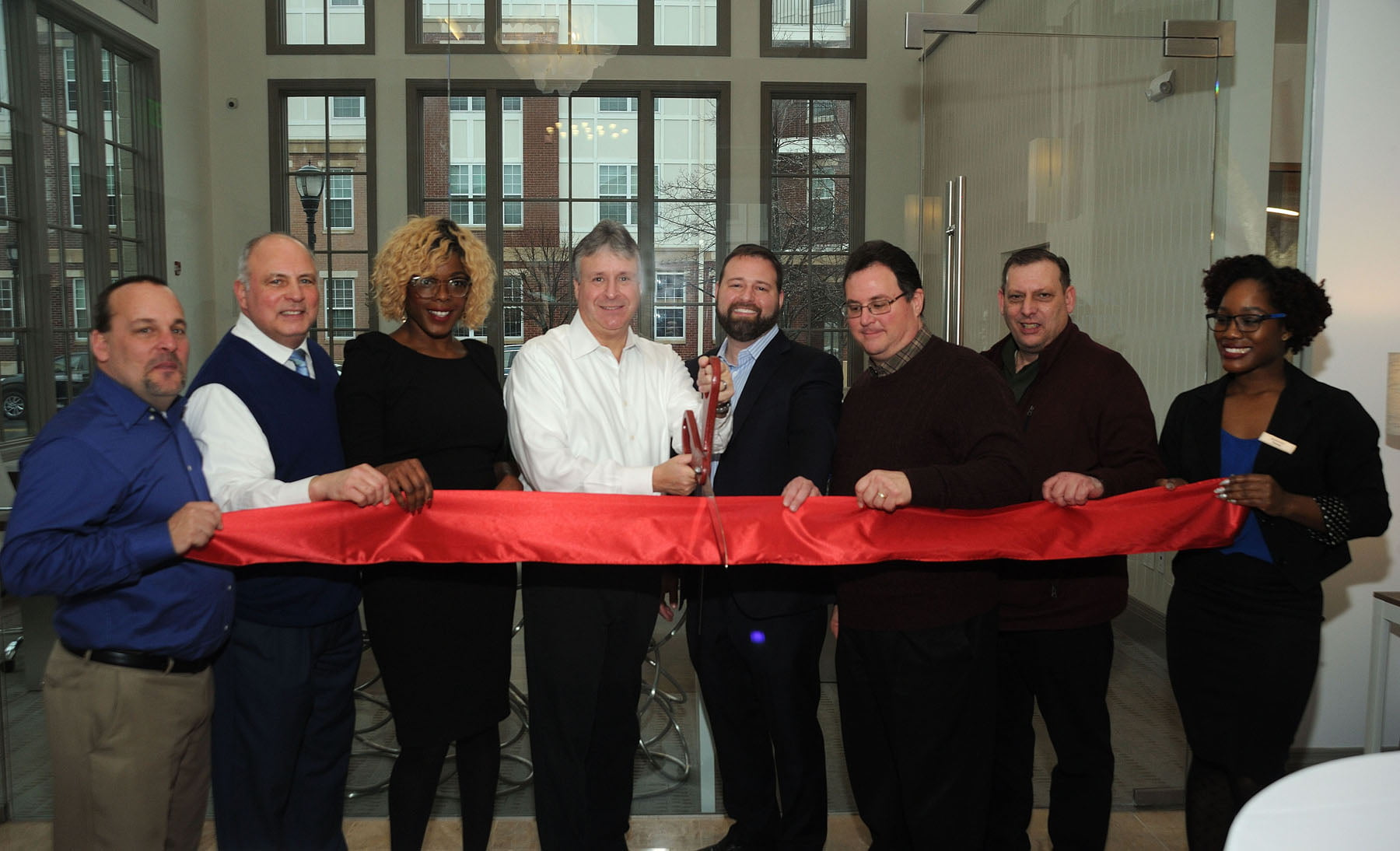 Bayonne Mayor Officiates Grand Re-opening of 90,000-Square-Foot Resident Clubhouse at Harbor Pointe Apartments