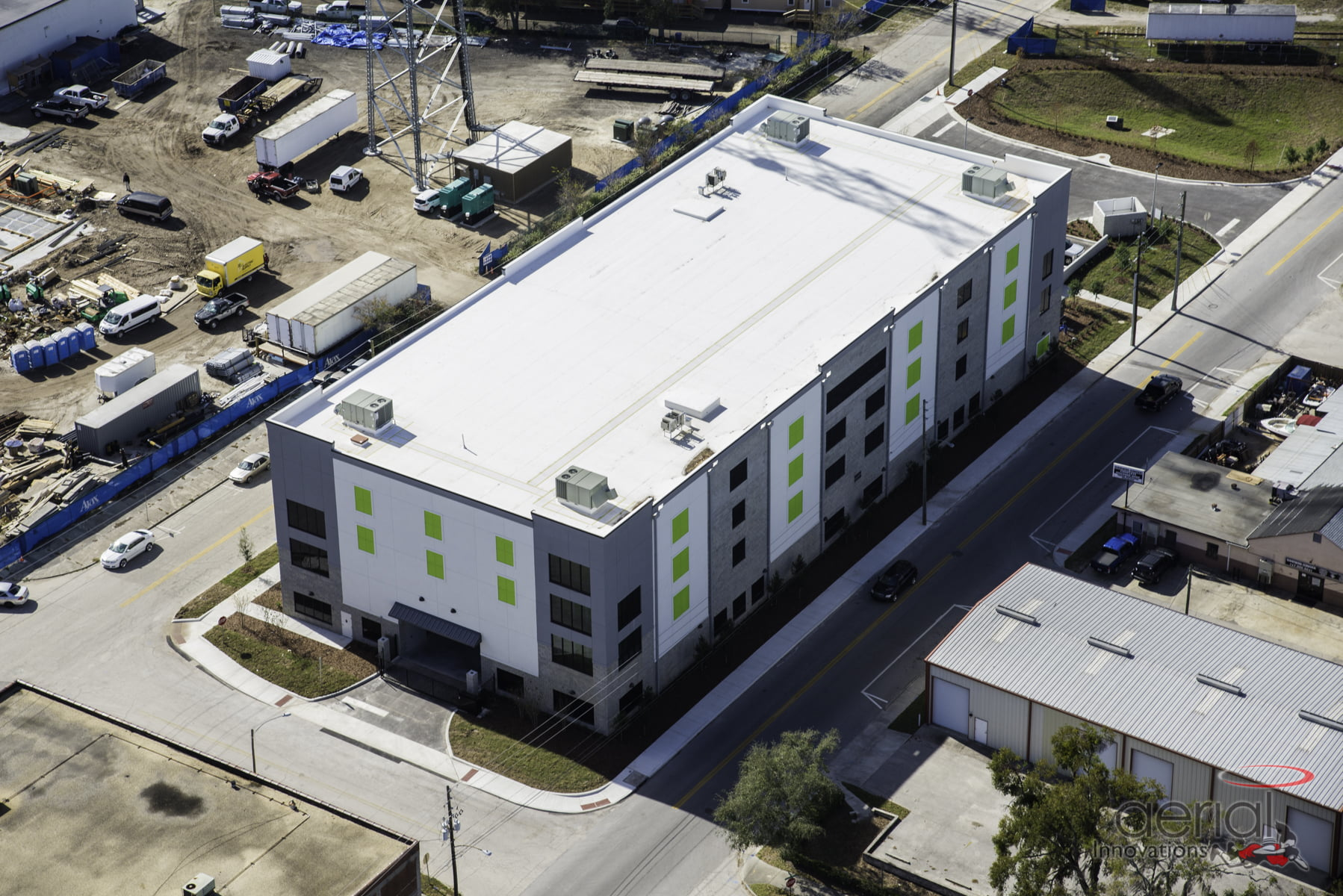 New Extra Space Storage Opens in Downtown St. Petersburg