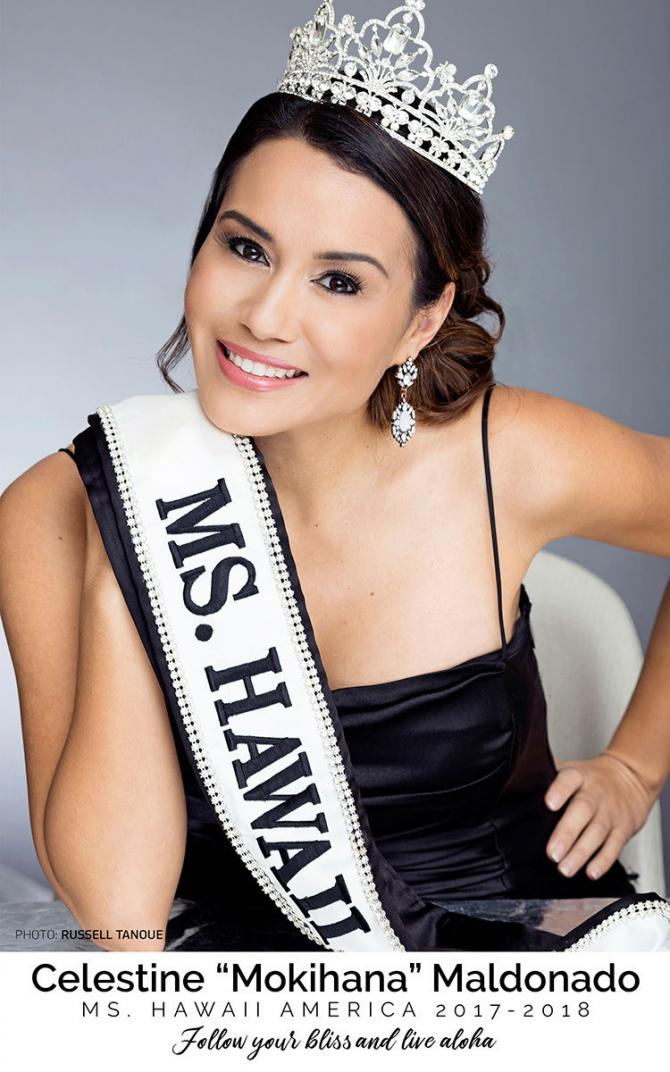 United Nations Association-USA Hawaii Member to Compete in Ms. America Pageant