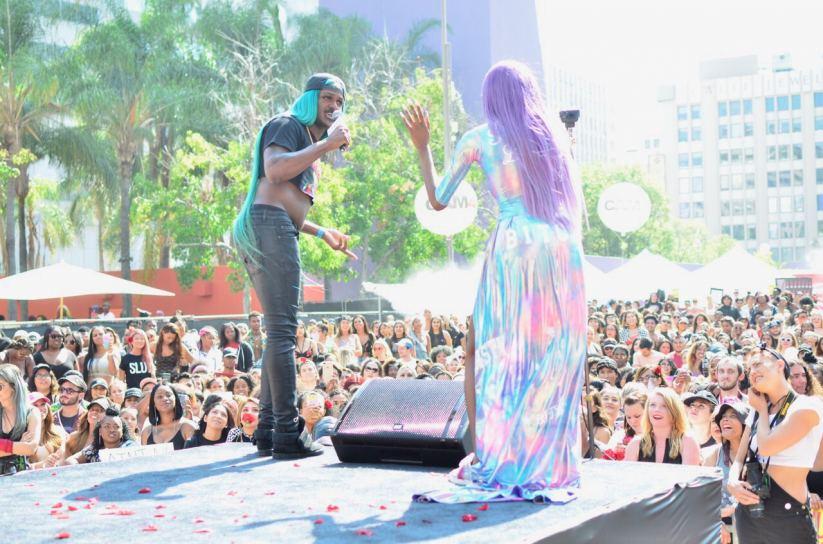 Kway and Lala Embark on National Tour