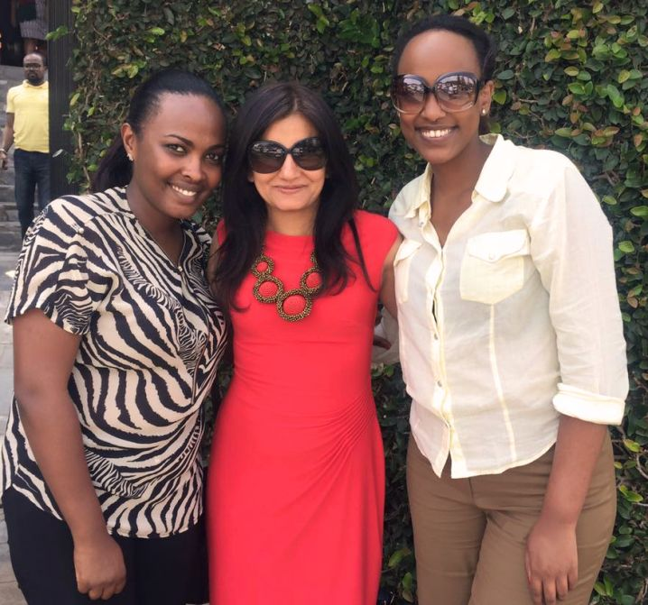Silicon Valley Entrepreneur leads a delegation to Rwanda for 'Peace through Business'