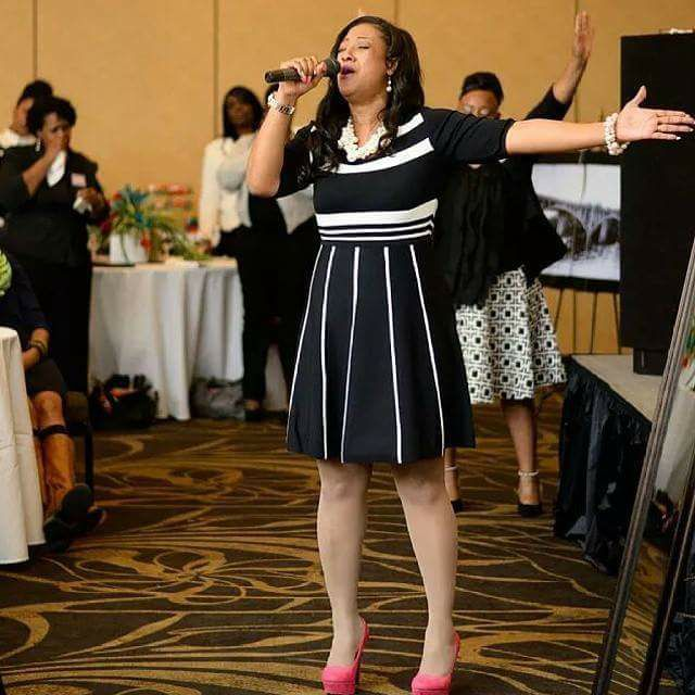 Third Annual SpeakLife Conference Hosted By La'Ticia Nicole Beatty