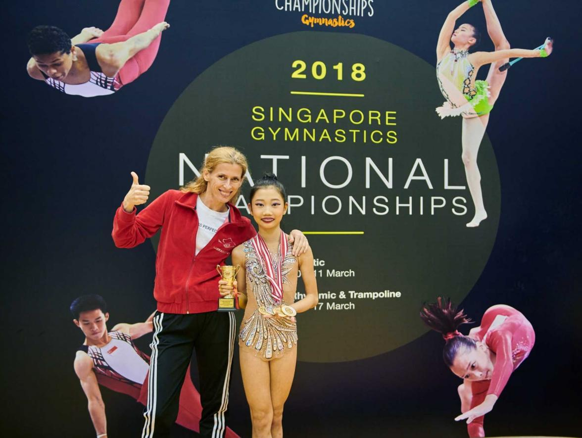 Bianka Panova Academy Bags 11 Awards at Singapore's NCS 2018