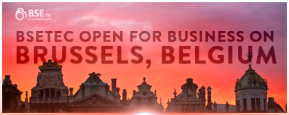 BSEtec Proudly Announces the Official Launch of Our Branch at Stephanie Square, Brussels, Belgium