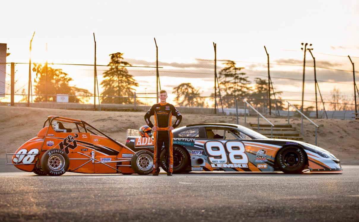ADL Motorsports and Adam Lemke Partner With Off Axis Paint for 2018