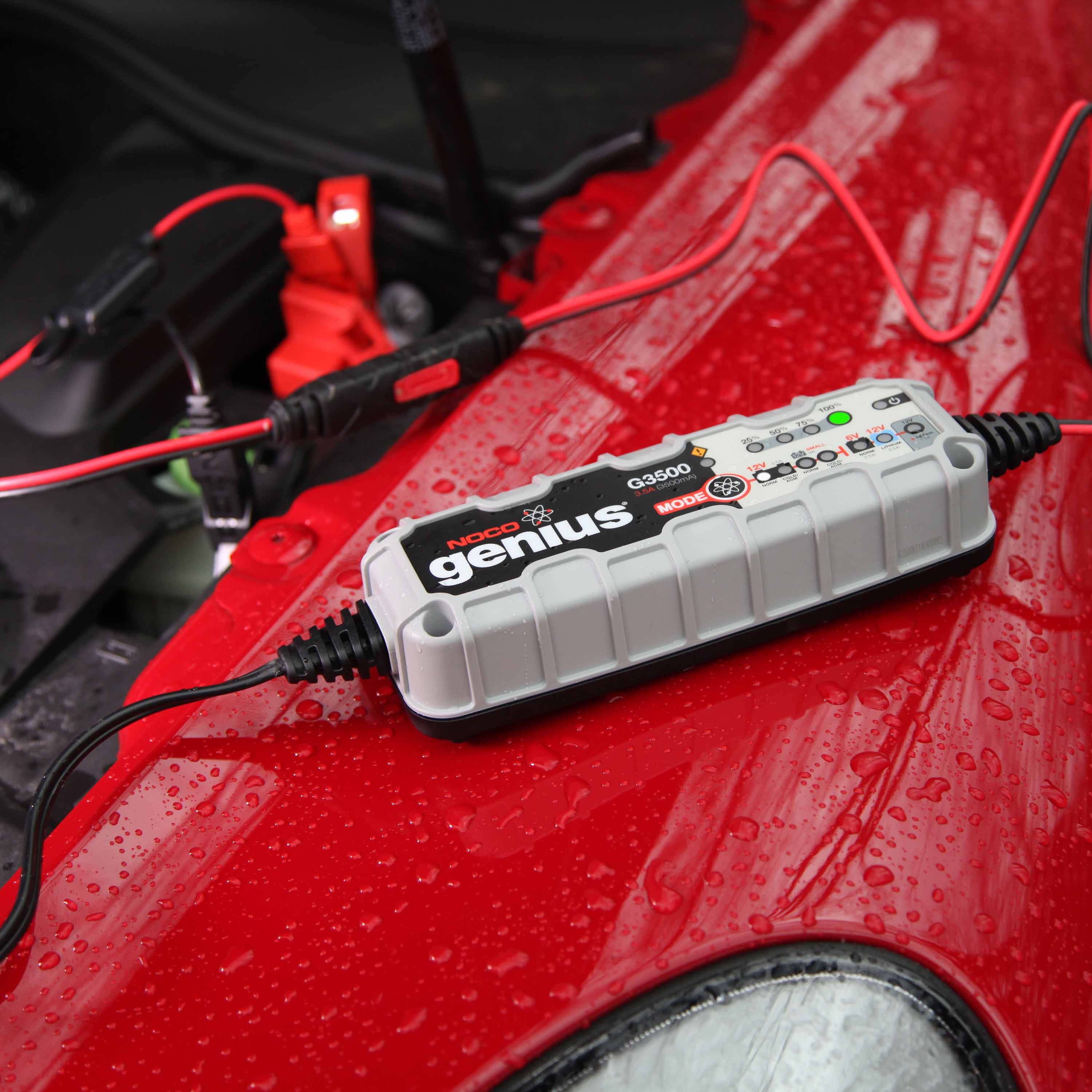 NOCO Awarded 2018 Auto Express Best Battery Chargers