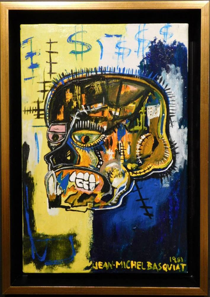Artworks attributed to Basquiat, Warhol, Van Gogh, many others all perform well at Woodshed's March 15th auction
