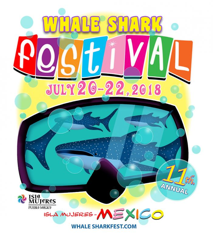 Dates Announced for the 11th Annual Whale Shark Festival in Isla Mujeres, Mexico