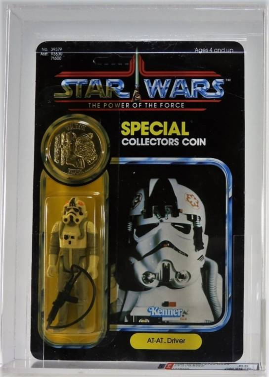 Star Wars collectibles, vintage American toys, comic books and comic art at Bruneau & Co., April 28