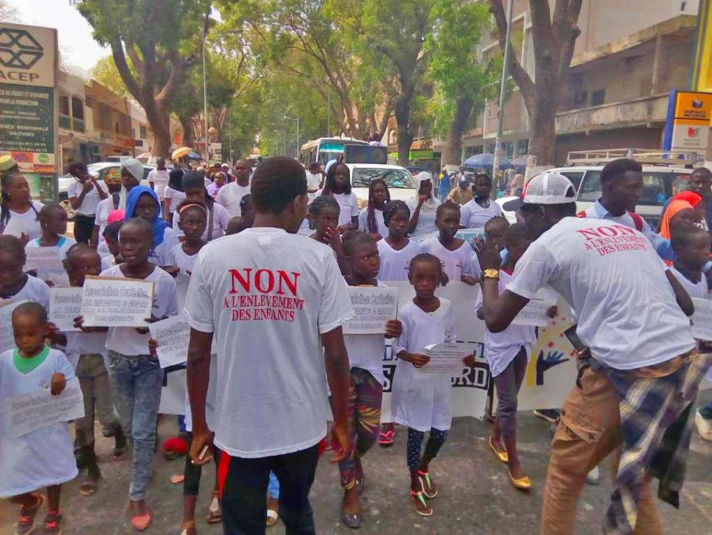Les Enfants d'Abord Launches Campaign to End Violence Against Children in Senegal, Africa