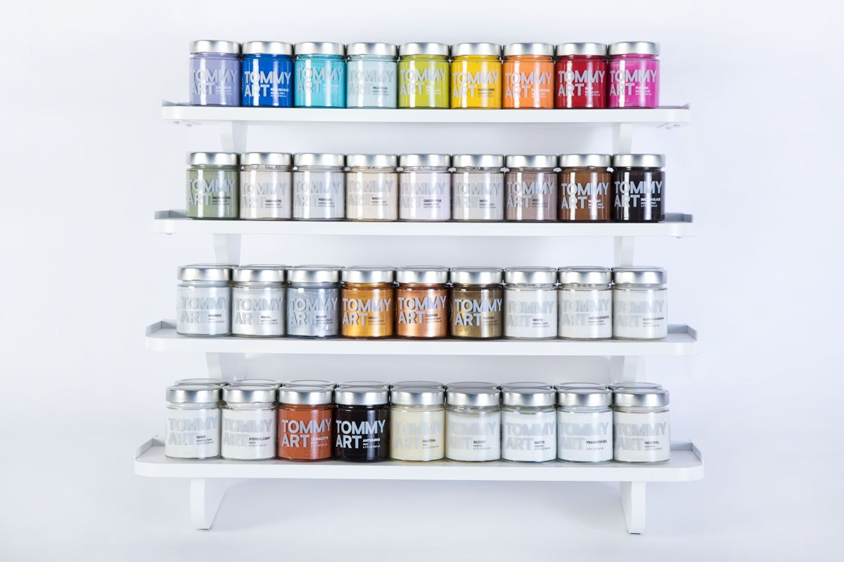 More Than a Paint, a Colorful DIY System Blasts into the Hardware Industry