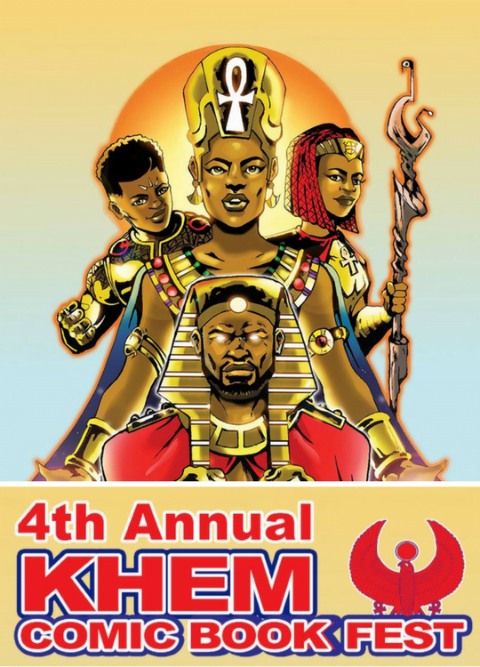 Members of Black Panther Cast to Appear at KhemFest on April 14