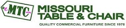 Missouri Table and Chair offers a wide Range of Classic Wood Restaurant Table Tops at Economical Prices