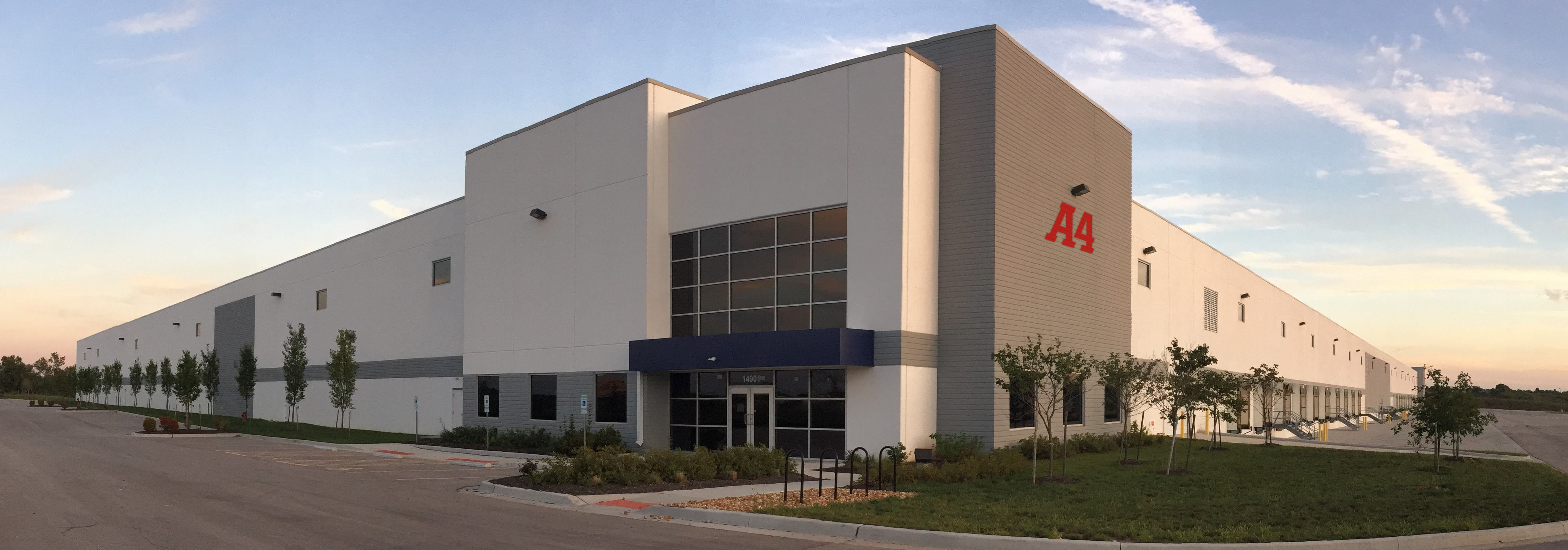 A4 Expands With New Warehouse in Kansas City, Missouri