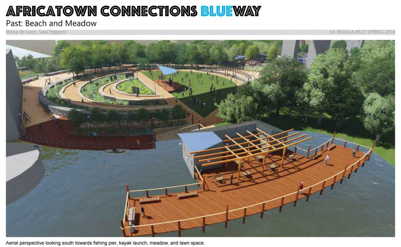 National Park Service Announces Official Beginning of the Africatown Connections Blueway Project