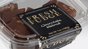 Calico Cottage offers retail ready fudge as a solution to grow sales