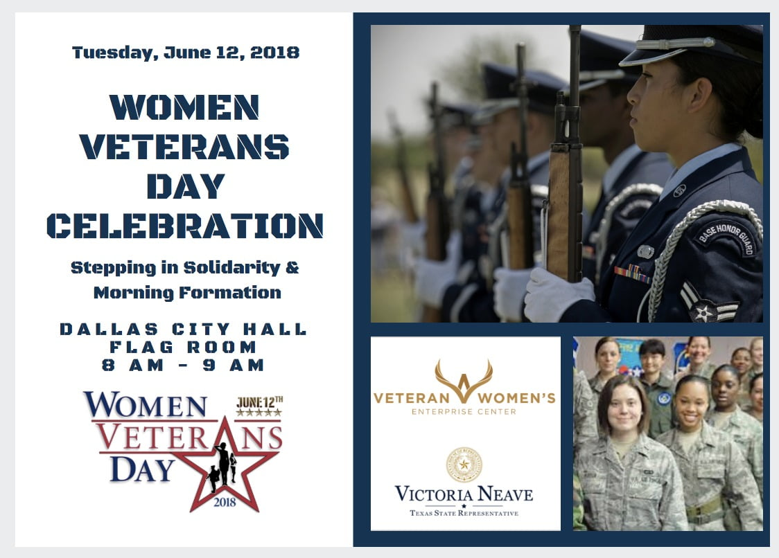 Women Veterans – Out of the Shadows Celebrating the First Official Women Veterans Day on June 12