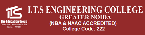 ITS Engineering College Offering B. Tech Programs in Multiple Specializations