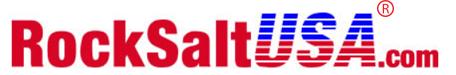 Rock Salt USA Launches Sales of Super Sacks