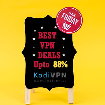A Study by KodiVPN.co Unveils Tips to Stay Safe From Fake Offers & Pick Top Black Friday VPN Deals