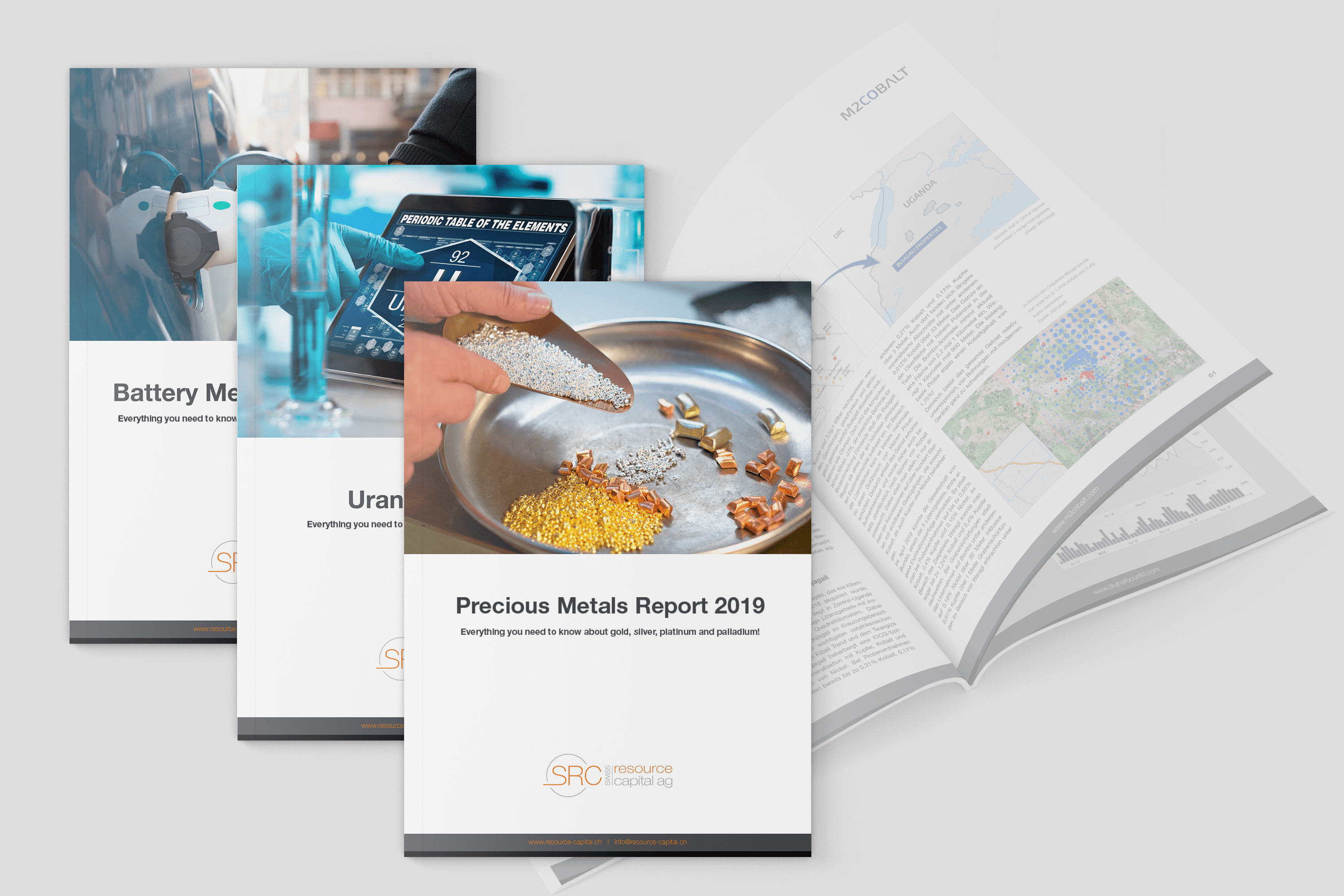Swiss Resource Capital Special Reports 2019: New and Relevant Information for Download
