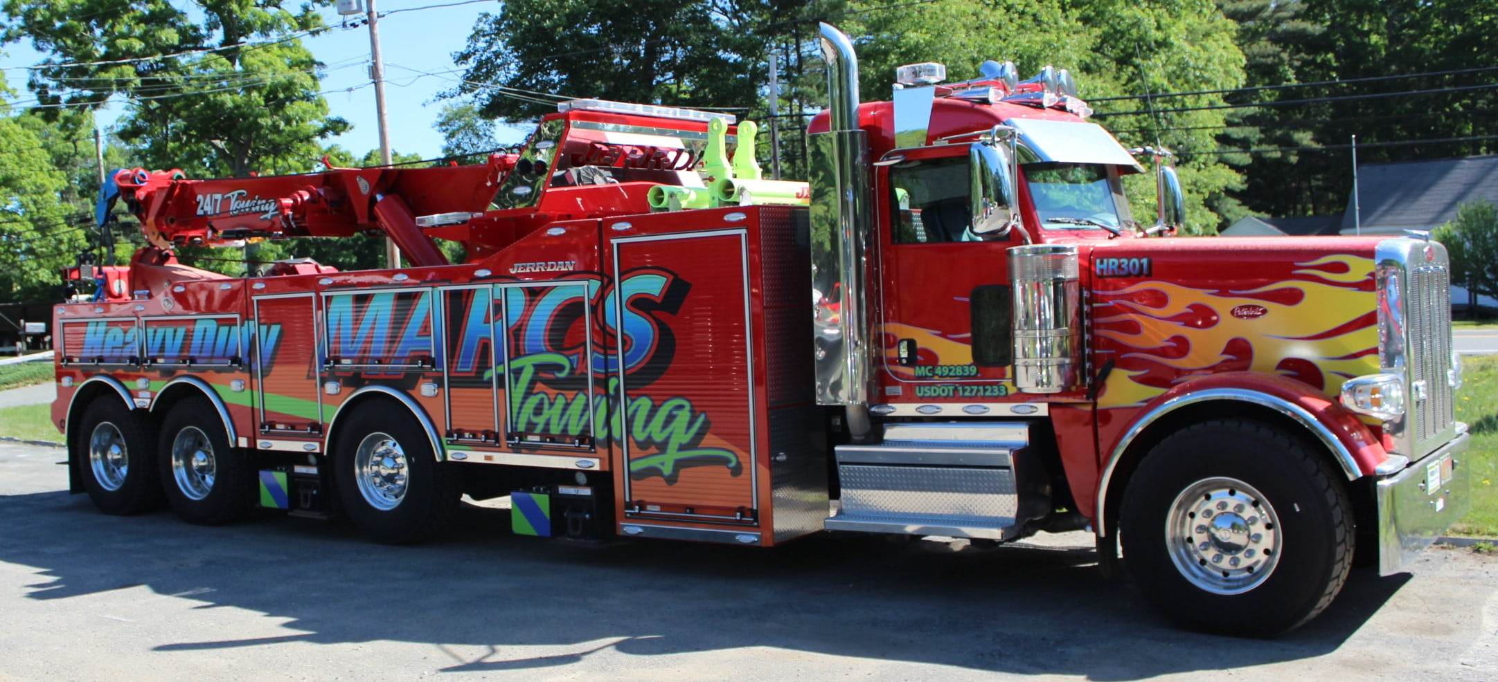 Tow Times and Ford Trucks Name Top Winners of Tow Truck Beauty Contest
