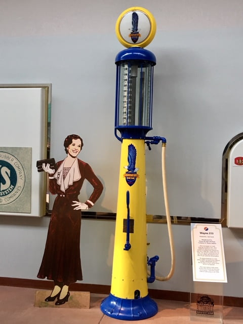 National Automobile Museum Offers Historical Thursday Talk on the Evolution of Gas Pumps