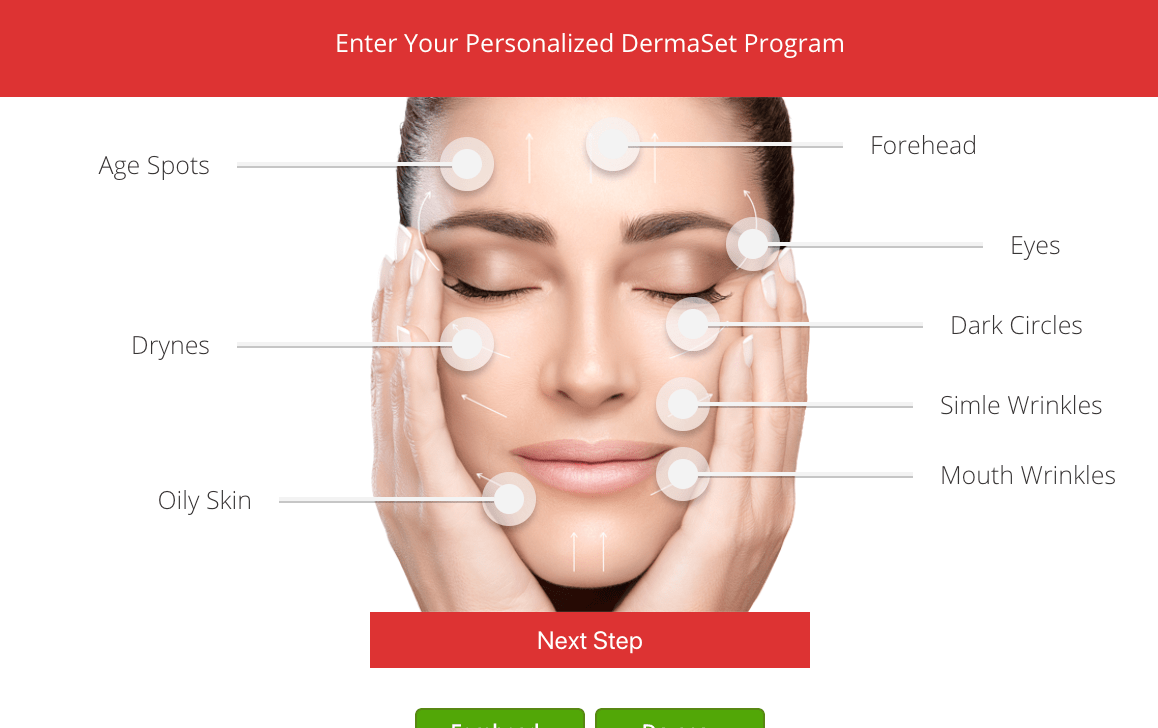 DermaSet is Launching a New Software Called DermaSet 4 You, Artificial Intelligence to Help With Wrinkles