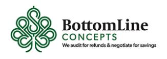 BOTTOM LINE CONCEPTS ANNOUNCES HUGE BUSINESS MILESTONE