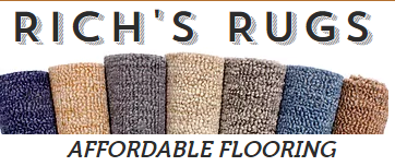 RICH'S RUGS PROVIDES AFFORDABLE FLOORING SOLUTIONS