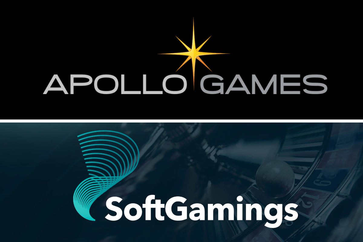 Apollo Games forges a partnership with SoftGamings to offer its range of video slot games in its portfolio
