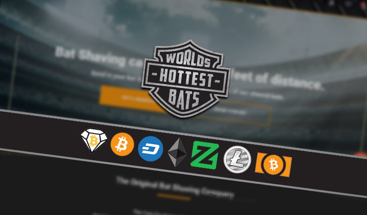 World's Hottest Bats to Accept Payments in Bitcoin Diamond (BCD) and Six Other Cryptocurrencies