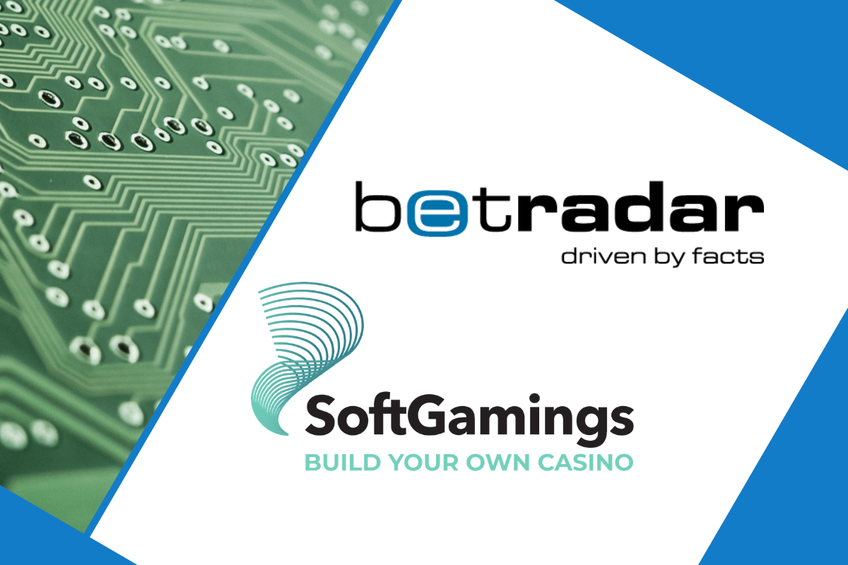 SOFTGAMINGS SIGNS WITH BETRADAR TO OFFER THEIR PRODUCT PORTFOLIO TO OPERATORS ACROSS THE GLOBE