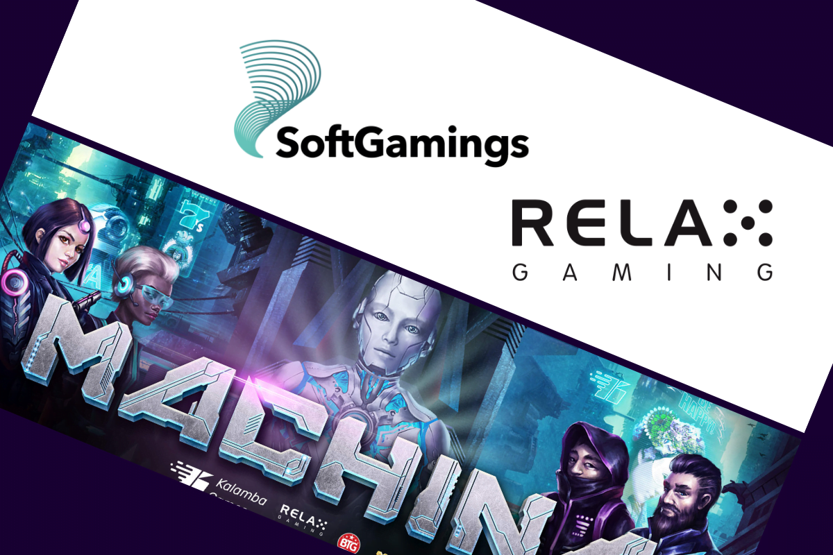 Relax Gaming signs SoftGamings content agreement