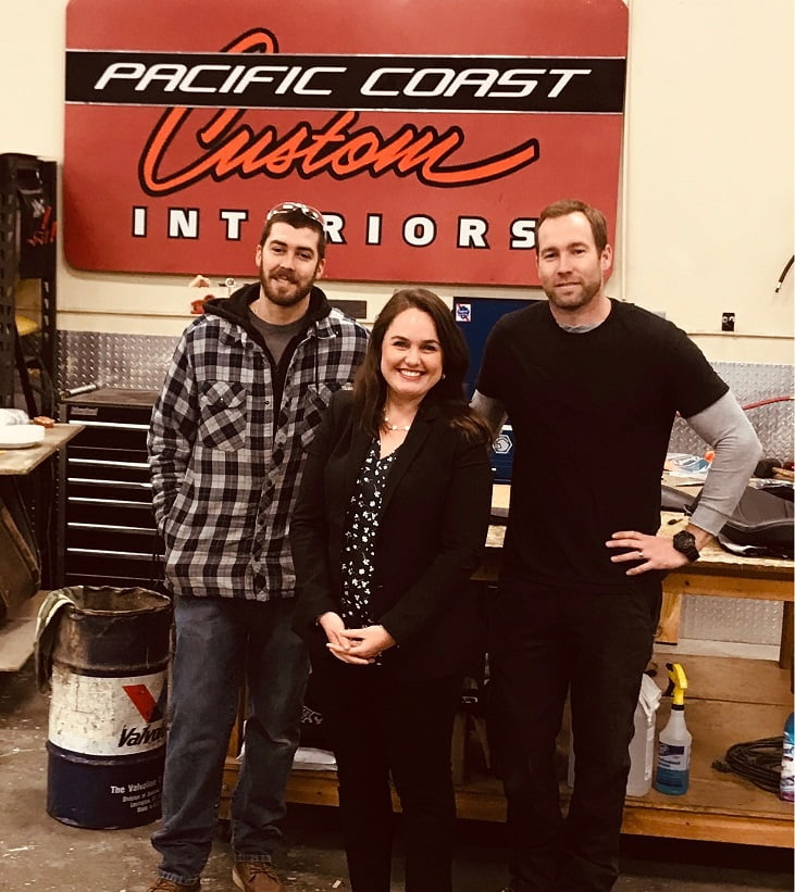 Pacific Coast Custom Interiors Leverages SBA 504 Loan Program to Purchase Auto Repair Facility in Santa Rosa, CA to Expand Family-Owned Business and Achieve Sense of Security in the Aftermath of the Tubbs Fire