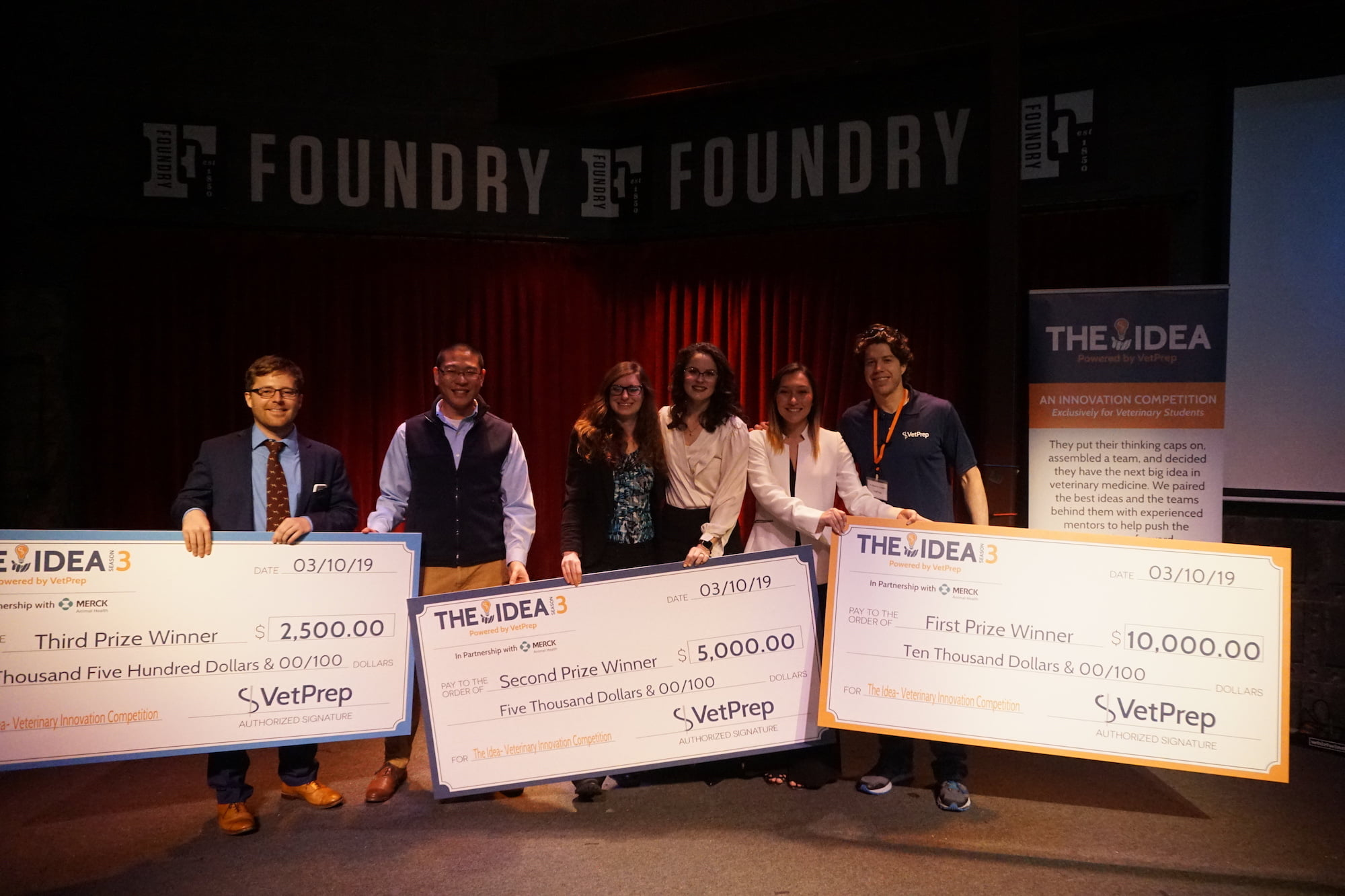 VetPrep's Veterinary Student Innovation Competition – 'The IDEA' – Awards $17,500 in Prizes