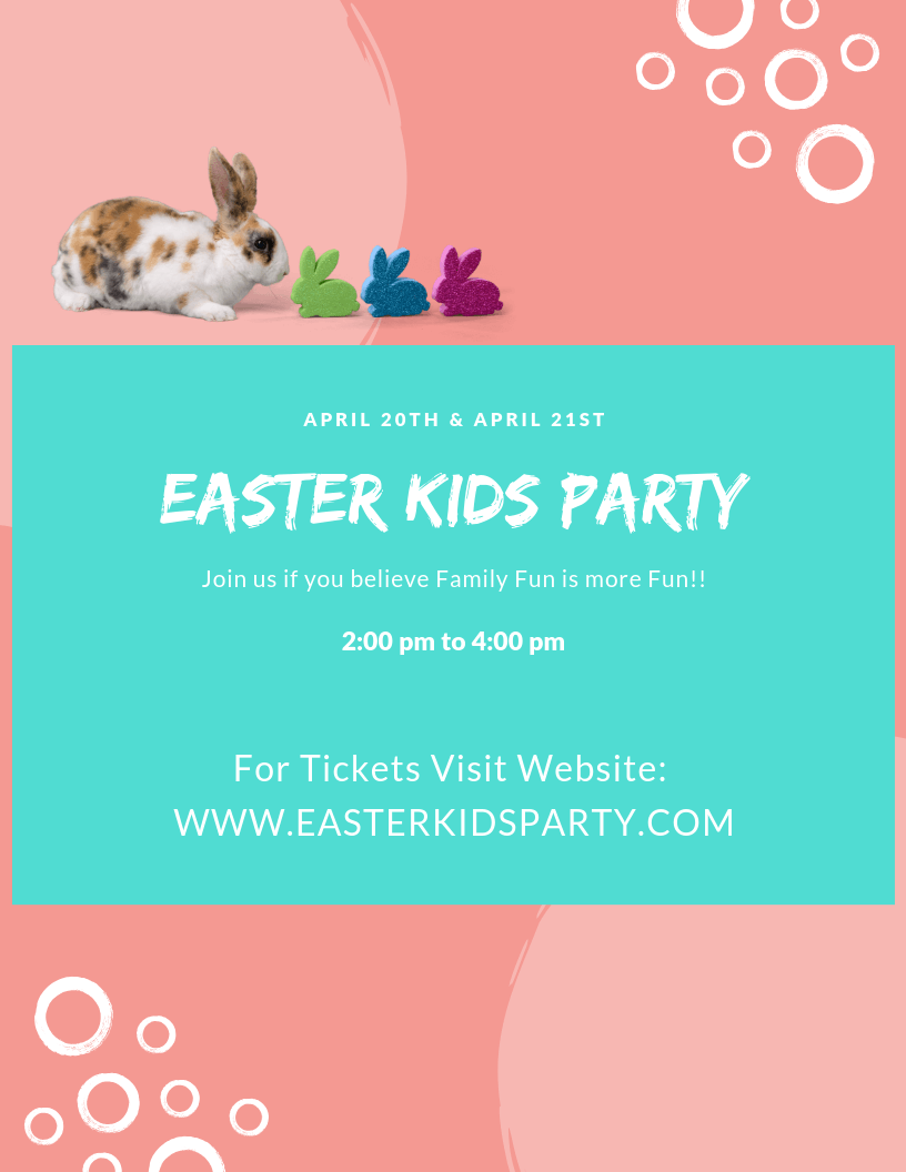 Easter Kids Party in New York City presented by Partiesmania