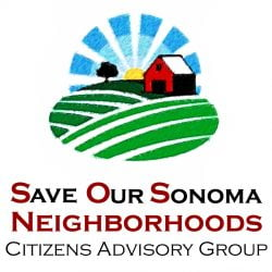 Save Our Sonoma Neighborhood