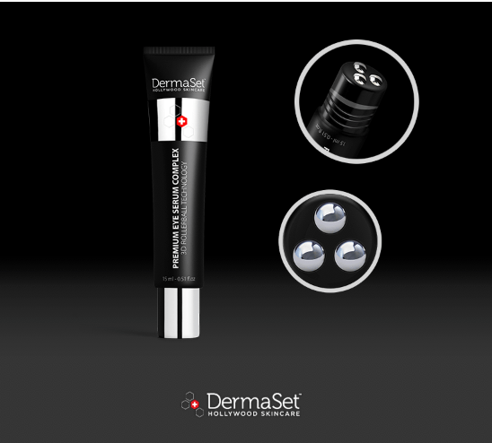 The Perfect Eye Serum That Helps With Under Eye Puffiness and Redness by DermaSet