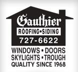 Gauthier Roofing and Siding Earns Best of TrustedProsAward