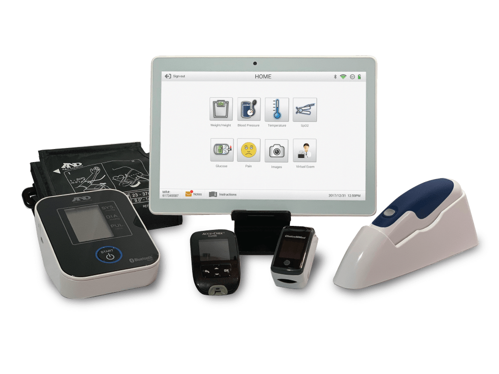 Dictum Health Announces eVER-HOME   an Enhanced Remote Patient Monitoring and   Chronic Care Management Platform