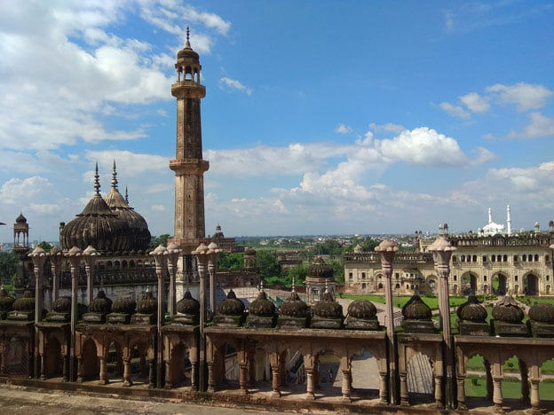 The Monuments of Lucknow