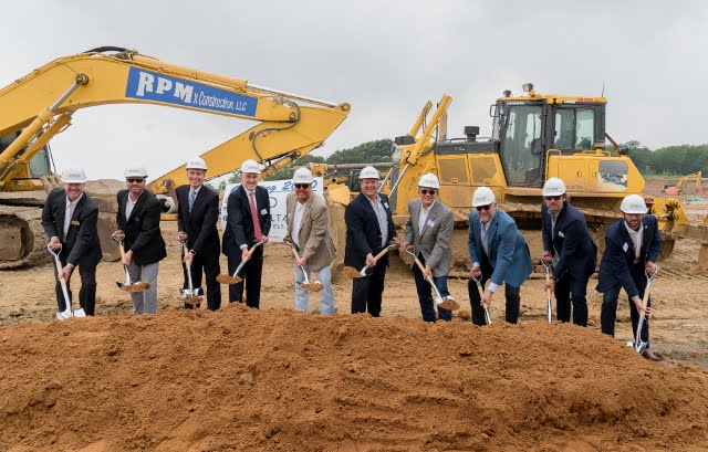RREAF Holdings Breaks Ground on a Sixteen-Acre Mixed Use Development Site in Southlake, Texas, Anchored by a Worldwide Flagship-Branded 239-Room Full-Service Luxury Hotel