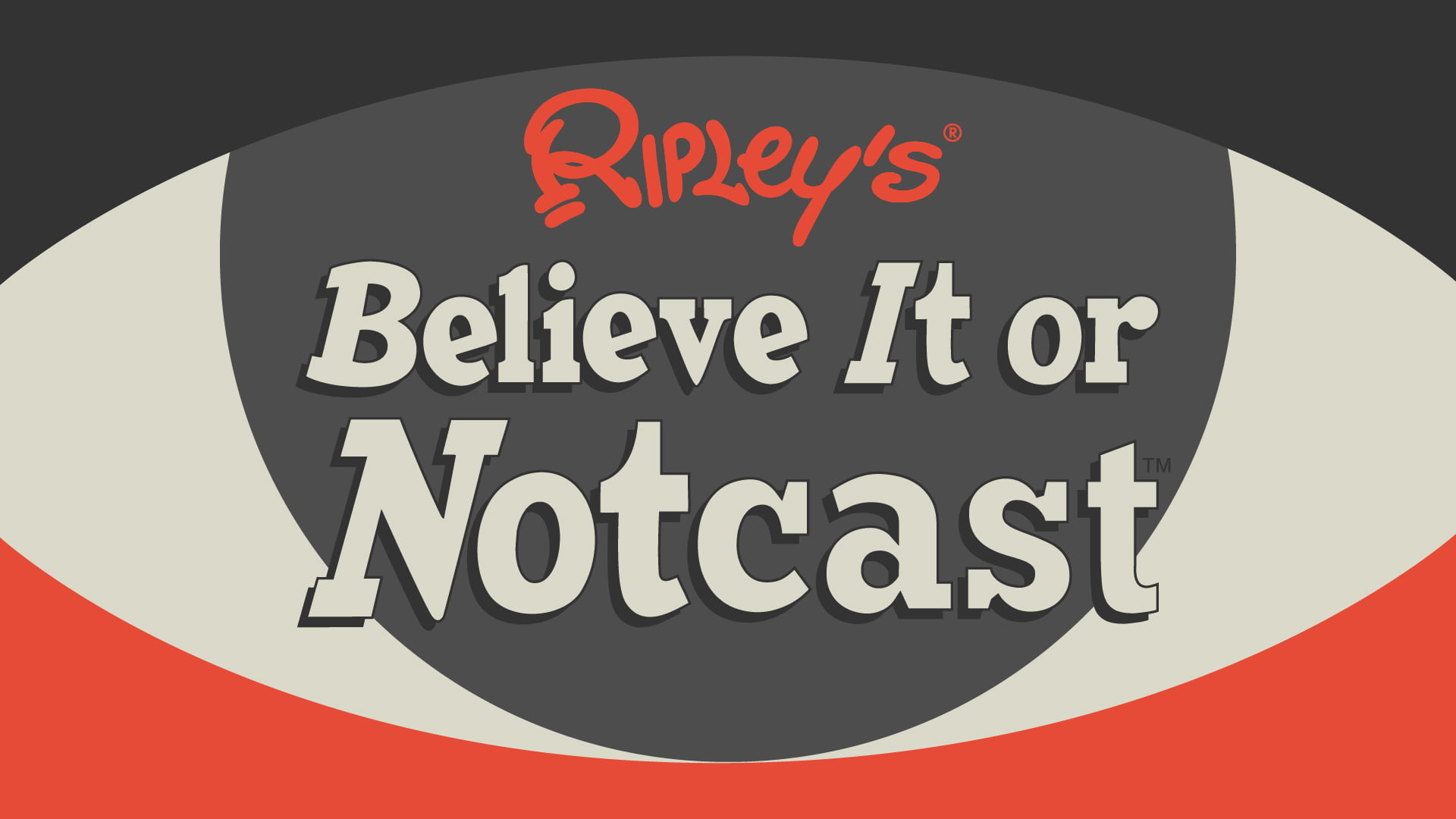 Celebrating 100 Years of Strange But True,  Ripley's Believe It or Not! Launches New Podcast