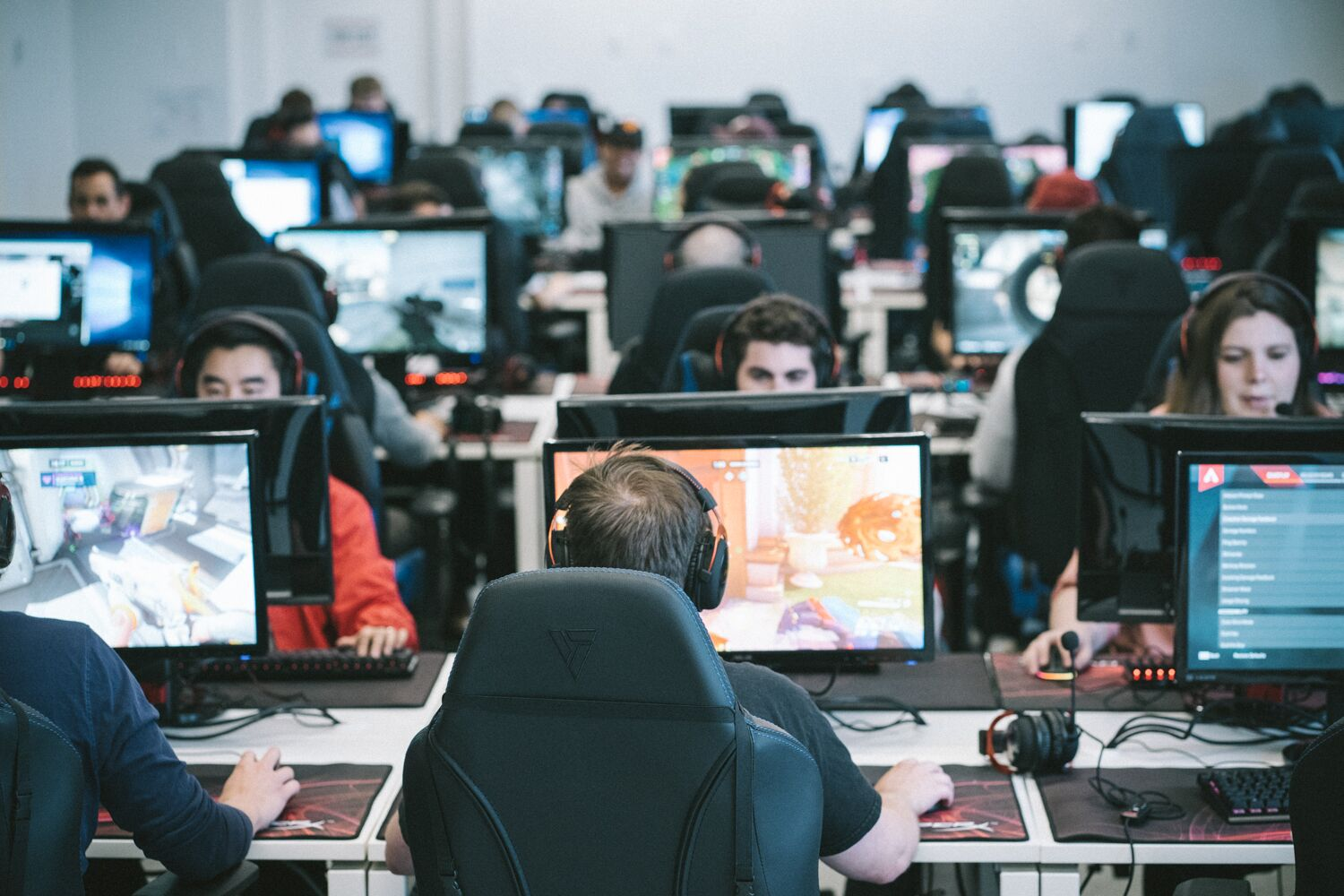 The Gaming Stadium to Launch First Gaming Camp