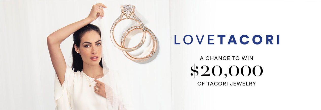 First-Ever LOVE TACORI Contest Awards Tacori Lovers With $100,000 in Jewelry