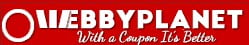 WebbyPlanet.com Providing Promo Codes and Coupons from Several Leading Brands