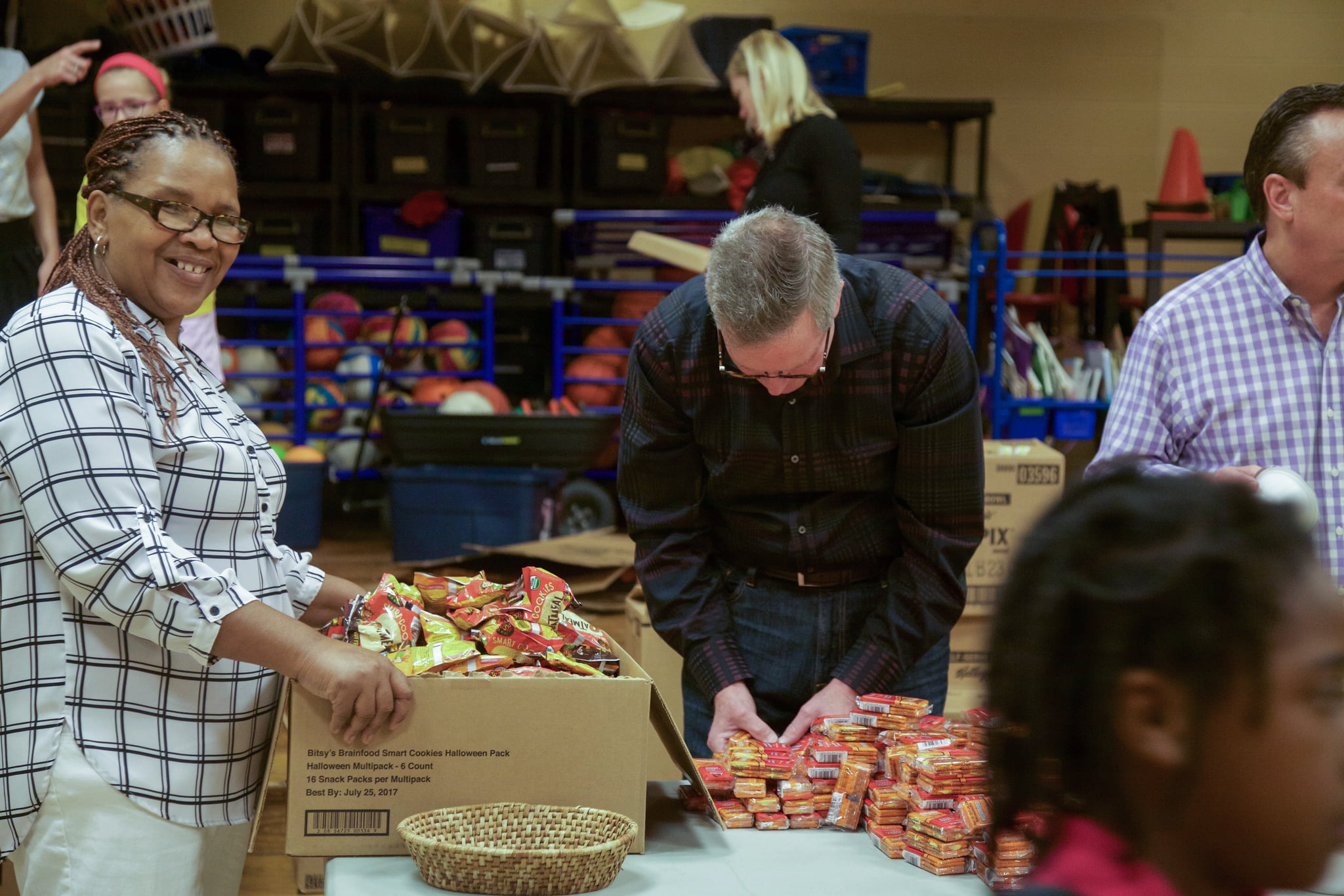 Blessings in a Backpack Teams Up With Robots to Fight Childhood Hunger