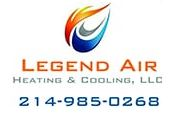 Legend Air – Heating & Cooling Expands with Second Location