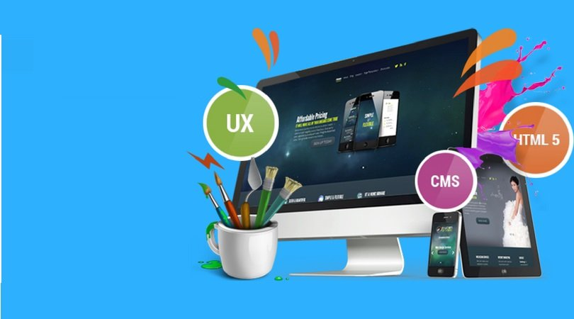 Less Is Always More When You Design Business Website